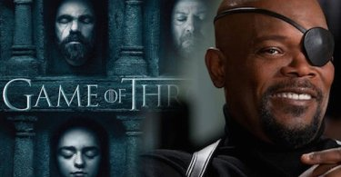 Samuel L. Jackson Game of Thrones Season 6 TV Show Poster