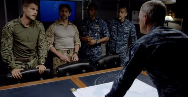 Travis Van Winkle Bren Foster Jocko Sims Eric Dane Minefield The Last Ship