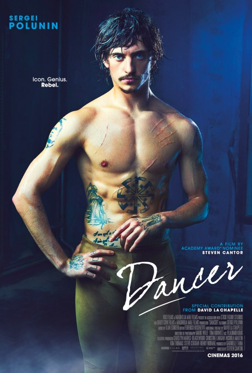 Dancer Movie Poster