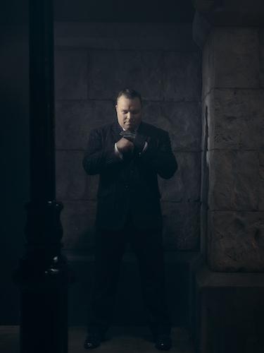 Drew Powell Gotham Season Three