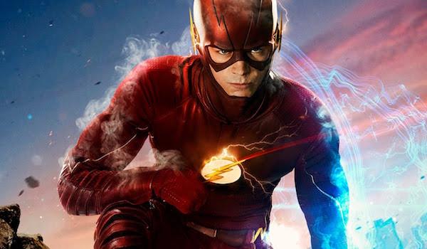 Grant Gustin The Flash Season Three Flashpoint