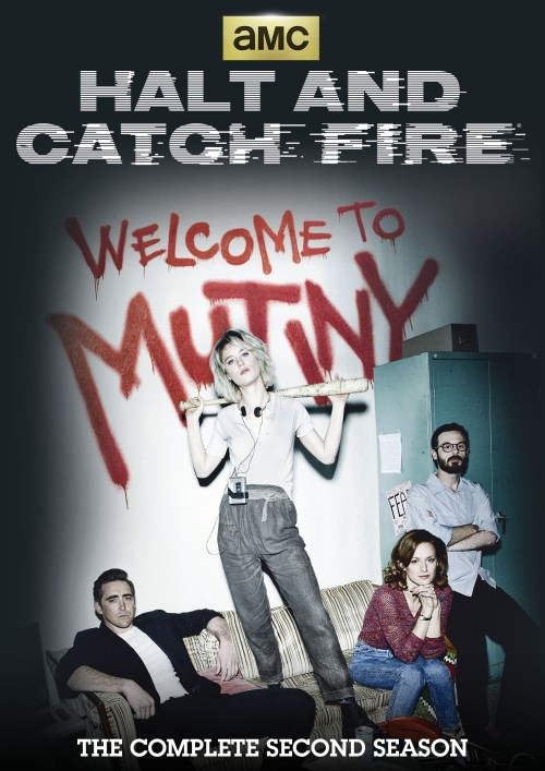 Halt and Catch Fire Season 2 DVD Cover