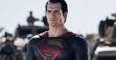 Henry Cavill Man of Steel 2