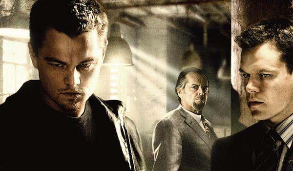 Leonardo Dicaprio Jack Nicholson Matt Damon The Departed