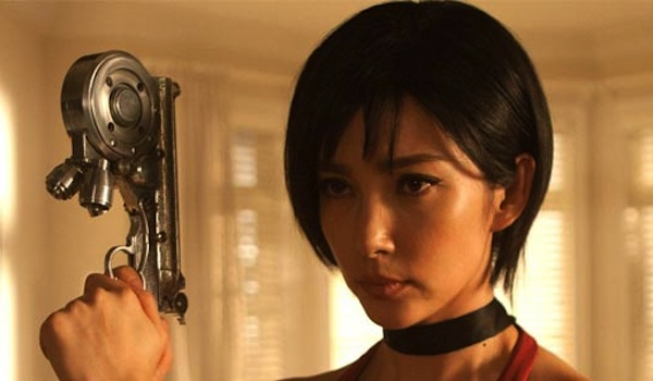 Li Bingbing Resident Evil Retribution