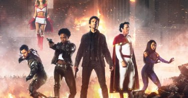 Powers Season Two Cast Poster