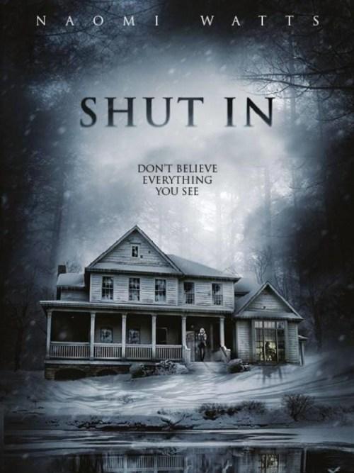 Shut In Movie Poster