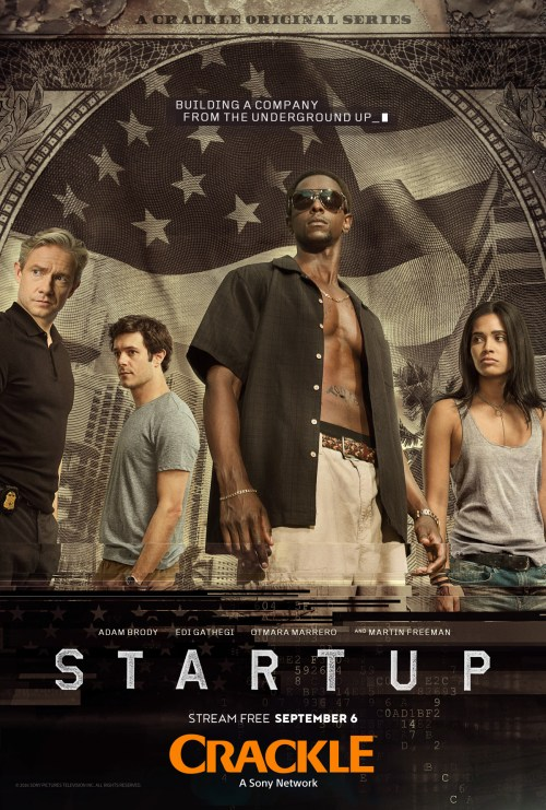 StartUp TV Show Poster
