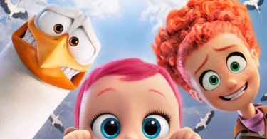 Storks Movie Poster