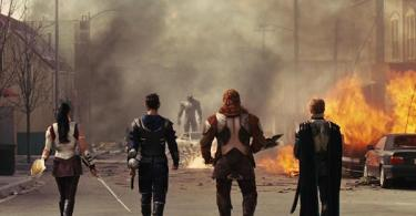The Warriors Three Thor