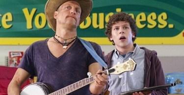 Woody Harrelson Jesse Eisenberg Zombieland