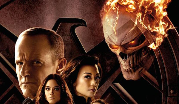 Agents of SHIELD Season Four Poster