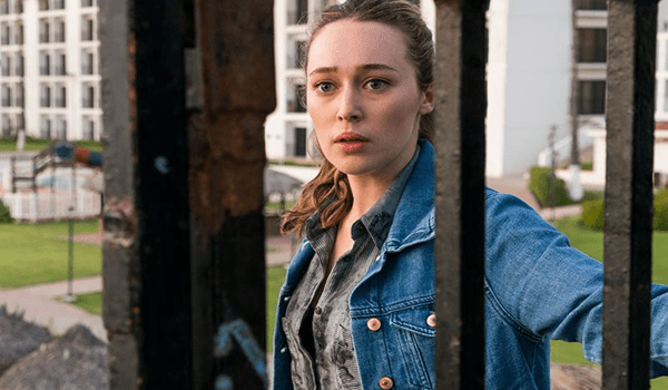 Alycia Debnam-Carey Fear the Walking Dead Pablo & Jessica