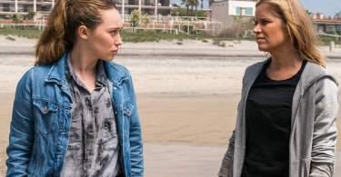 Alycia Debnam-Carey Kim Dickens Fear The Walking Dead Pablo & Jessica