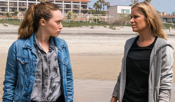 Alycia Debnam-Carey Kim Dickens Fear The Walking Dead Pablo & Jessica