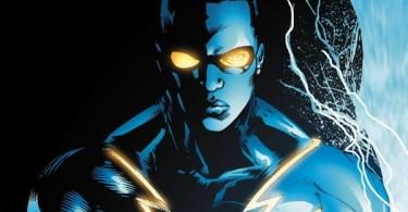 Black Lightning Comic