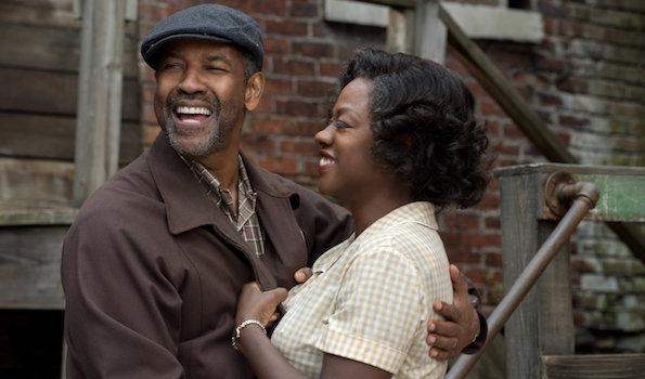 Denzel Washington Viola Davis Fences