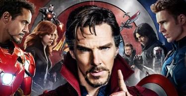 Doctor Strange Avengers: Infinity War