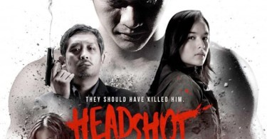 Headshot Movie Poster