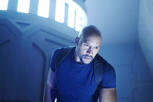 Henry Simmons Agents of SHIELD Season Four