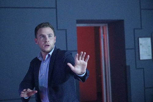 Ian de Caestecker Agents of SHIELD Season Four