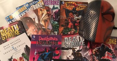 Joe Manganiello Deathstroke Research Tweet