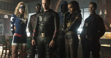Justice Society of America Legends of Tomorrow