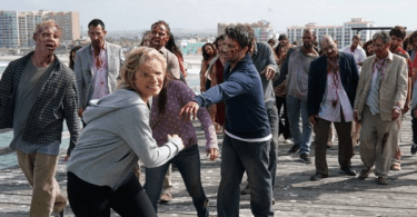 Kim Dickens Fear The Walking Dead Pablo & Jessica