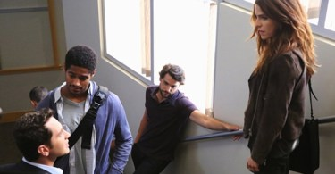Matt McGorry Alfred Enoch Jack Falahee Carla Souza How To Get Away With Murder