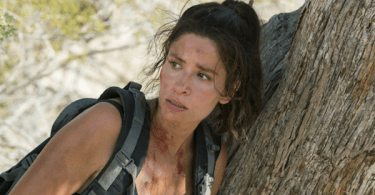Mercedes Mason Fear the Walking Dead Wrath