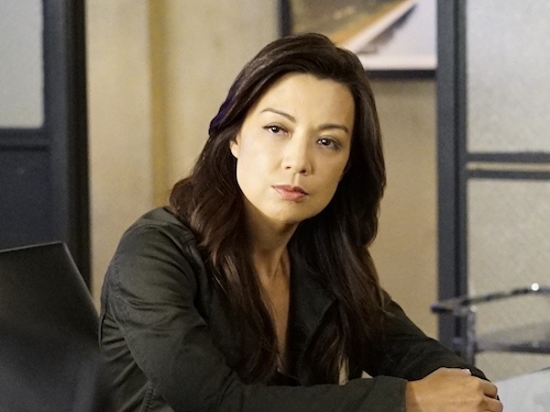 Ming-Na Wen Agents of SHIELD Season Four