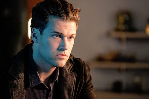 Nick Zano Out of Time Legends of Tomorrow