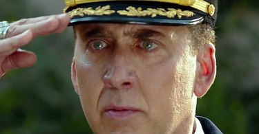 Nicolas Cage USS Indianapolis: Men of Courage