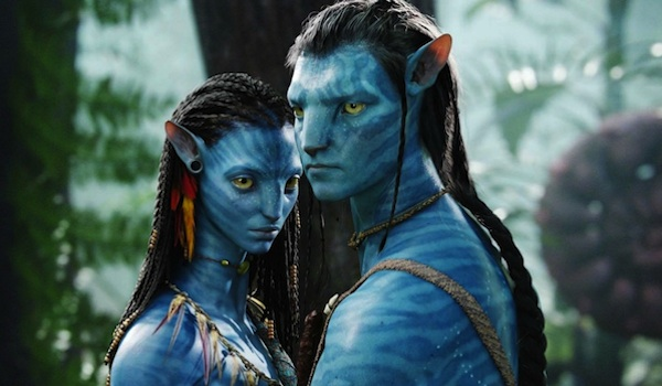 Sam Worthington Zoe Saldana Avatar