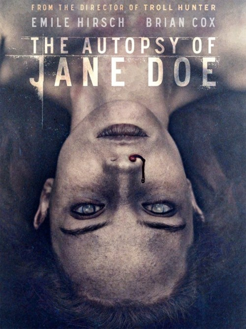 The Autopsy of Jane Doe Movie Poster