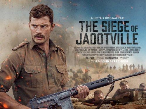 The Siege of Jadotville Movie Poster