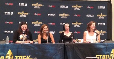 The Women of Star Trek Panel