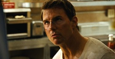 Tom Cruise Jack Reacher: Never Go Back