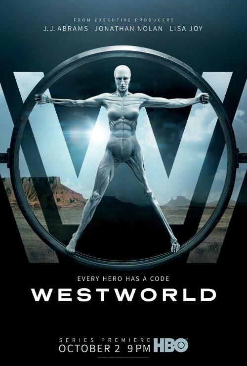Westworld TV Show Poster