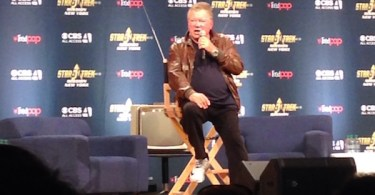 William Shatner Star Trek: Mission