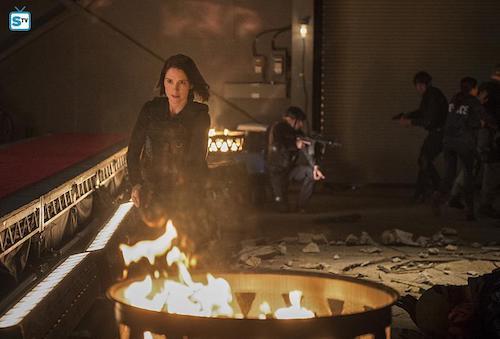 Chyler Leigh Survivors Supergirl