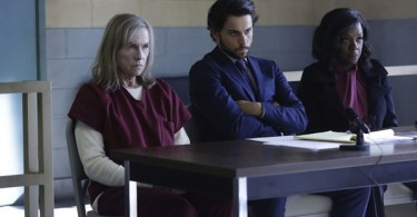 Amy Madigan Jack Falahee Viola Davis How To Get Away With Murder