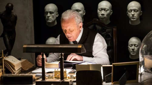 Anthony Hopkins Westworld The Stray