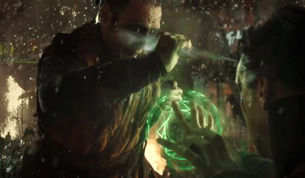 Benedict Cumberbatch Mads Mikkelsen Doctor Strange