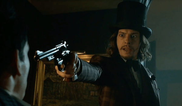 Benedict Samuel Red Queen Gotham Trailer