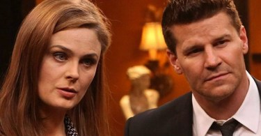 Emily Deschanel David Boreanaz Bones