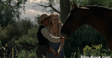 Evan Rachel Wood Horse Westworld The Original