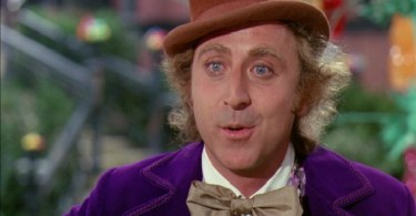 Gene Wilder Willy Wonka And The Chocolate Factory