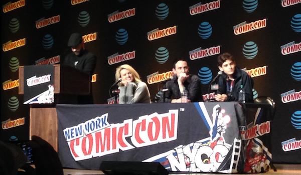Gotham Season Three Panel NYCC 2016