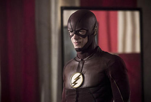 Grant Gustin The New Rogues The Flash